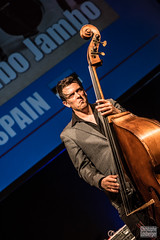 Los Mambo Jambo @ EBC 2017 (Christophe Losberger (sitatof)) Tags: ebc ebc2017 ebchorsens blues christophelosberger ebu europeanblueschallenge europeanbluesunion instrument losmambojambo band bass bassguitar basse bassiste bluesmusic competition concert concours contest contrebasse doublebass group groupe live music musician musicien musique photo sitatof uprightbass horsens centraljutland denmark dk