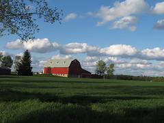 It's Spring!!! (deu49097) Tags: sky spring farm