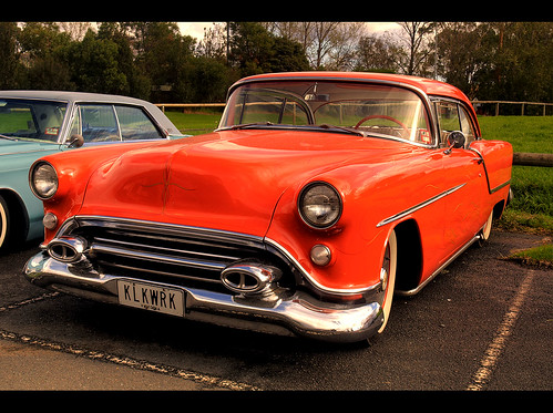1954 Oldsmobile Rocket 88