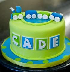 Train Cake by Vanessa Y, Ellsworth ME, www.birthdaycakes4free.com