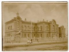 Здание Красноярской женской гимназии