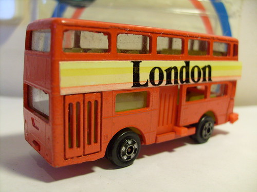 ZYLMEX DAIMLER FLEETLINE DMS LONDON 1/64