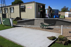 IMG_9586 (gurnnurn.com pictures) Tags: park county station work ground wee groups nairn improvements ncfc
