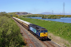 25/05/13 Barrow-in-Furness (Rob.Whitaker) Tags: belle northern ravenglass barrowinfurness 47501 47818 5z78