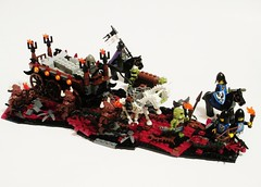 To the Forest (Julius No) Tags: black forest rocks lego historic cart flacons