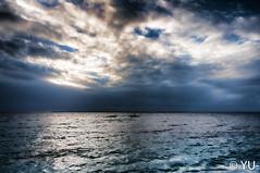 Shangri-La beach2 (Yusuke_SG) Tags: sea sky beach shangrila cebu hdr philippine d90