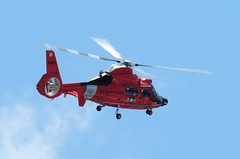Coast Guard Aerospatiale HH-65 Dolphin (moonm) Tags: coast dolphin aircraft guard aerospatiale hh65 painefield kpae