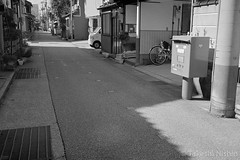 / The Usual Post (Takeshi Nishio) Tags: 35mm zeissikon ilfordhp5plus  ei320   po0  cbiogont2835zm  zi tmax1420deg65min filmno529