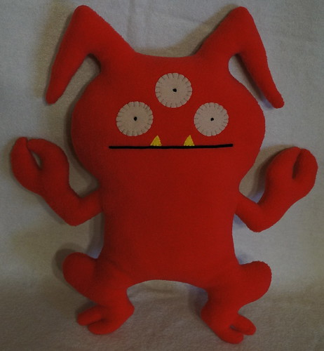 Uglydoll Handmade David Horvath and Sun Min - Aquatic Wage