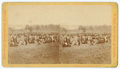 Nutting Day at Belmont (Library Company of Philadelphia) Tags: philadelphia belmont nuts harvest fairmountpark stereographs jamescremer nuttingday