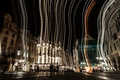 Lights in Prague night . (steff808) Tags: night noche nikon prague prag praha praga czechrepub