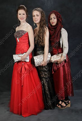 Prom Friends Photography (laura_maddison) Tags: girls friends red black girl scarf hair bag nude gold photo shoes dress burgundy professional prom heels clutch