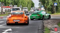 Orange & Green (m.grabovski) Tags: orange green poland polska porsche rs gt3 pozna mgrabovski
