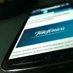 Neues Spielzeug zum Testen ist heute angekommen: das Samsung Galaxy S4 Active.