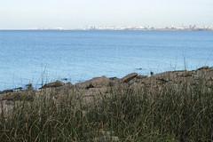 Nostalgia por adelantado (Pivs1) Tags: rio de la agua buenos aires ciudad nostalgia panoramica plata vista gran baja por querida adelantado
