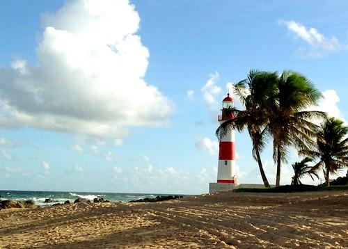 Praia de Itapoã - Salvador - BA