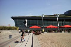 Vancouver Convention Center - LMN (11) (evan.chakroff) Tags: canada vancouver britishcolumbia da conventioncenter 2009 mcm lmnarchitects lmn vancouverconventioncenter evanchakroff vcec vancouverconventionexhibitioncenter chakroff