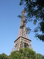 The Eiffeltower, Paris (irvo.) Tags: tower tour eiffeltower eiffel toureiffel
