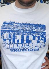 04 FIESTAS VITORIA 2013 - Social-Deporte (Fotos de Camisetas de SANTI OCHOA) Tags: futbol paisvasco euskera