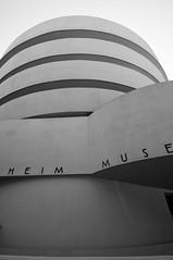 Guggenheim Museum (nyperson) Tags: newyorkcity blackandwhite museum guggenheim