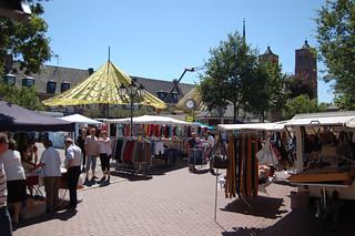 Uedem Markt-St-Laurentiuskerk