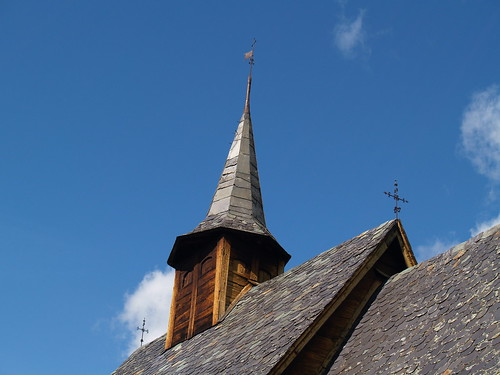 Lomen Stavkyrkje / Lomen Stave Church