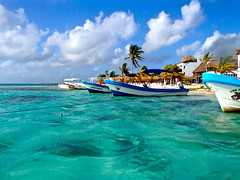 Costa Maya (AngelBeil) Tags: cruise carnival sky costa water mexico boats maya ilobsterit