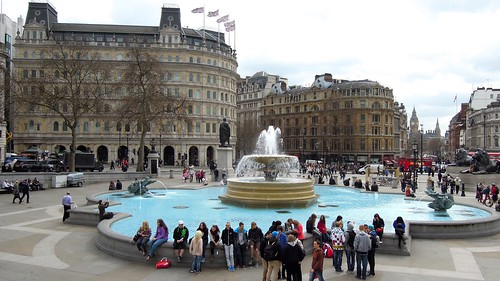 Trafalgar Square, City of Westminster, London