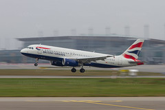 G-EUYN BA A320 01L OSL-3317 (A u s s i e P o m m) Tags: osl