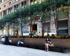POPS039: Public Plaza, 140 Broadway - HSBC, Financial District, Downtown Manhattan, New York City (jag9889) Tags: park plaza city nyc ny newyork tower public architecture publicspace skyscraper office downtown manhattan space broadway financialdistrict owned resolution pops 39 hsbc lowermanhattan 1965 concession zoning libertystreet popos variance privatelyownedpublicspace 2013 privately marinemidlandbuilding 140broadway brownbrothersharriman hsbcbankbuilding jag9889