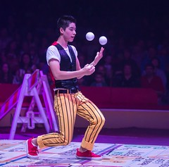 EY7A8810 (maskirovka77) Tags: horse 22 circus clown september gymnast acrobat acrobats bigapple trapeze magician tumbler dullestowncenter 2013