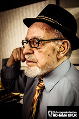Rabbi Cywiak ({fuh•tog•ruh•fee} via Rohama Bruk) Tags: man israel holocaust florida jew judaism rabbi hebrew survivor