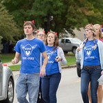 """<b>Homecoming Parade 2013</b><br/> The 2013 Homecoming Parade took place on Saturday, October 5. Photograph by Jaimie Rasmussen<a href=""""http://farm3.static.flickr.com/2871/10127988753_73bdca41f7_o.jpg"""" title=""""High res"""">∝</a>"""