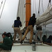 Splicing the mainsail …or something