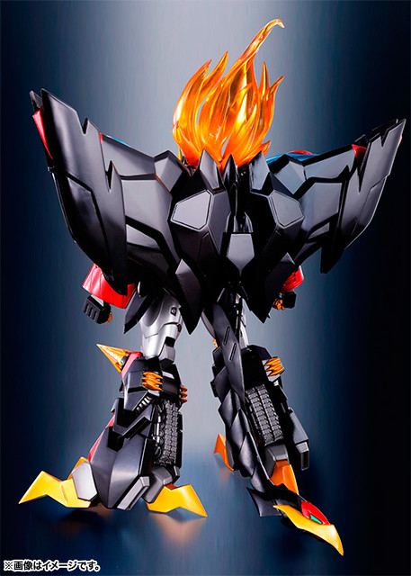 SUPER ROBOT超合金 始源勇者王