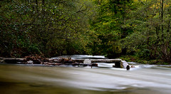 Time's wish (Avian Sky) Tags: longexposure water canon river stones somerset 7d 1740mm exmoor tarrsteps riverbarle aviansky nd32filter