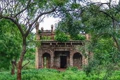 Qutb Shahi Tombs - Ibrahim Bagh (siddharthx) Tags: architecture construction ancient hyderabad tombs golconda mausoleums qutbshahi bhagyanagar 1580ad 1687ad