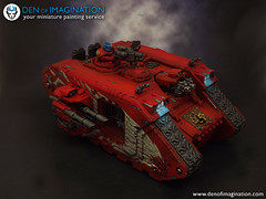 Blood Angels Army (Den of Imagination) Tags: blood angels