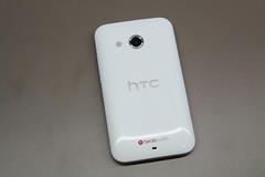 HTC Desire 200 white back