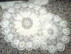 Guardanapo em croch (Cleme - Crochs & bordados) Tags: bordados trabalhosmanuais croch guardanapos linhafina