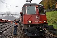 Fhrerstandfahrt Gotthard (Bohbrus) Tags: schweiz ticino sbb che bellinzona sanpaolo re620 fhrerstandsfahrtgotthard schelbertdamian jeremiasfrank