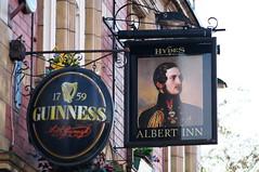 Albert (kh1234567890) Tags: sign manchester pub pentax albert rusholme k7 smcpentaxm135mmf35 smcpm135mmf35