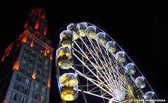 Amiens et ses lumires de Nol (zphyr de souvenirs) Tags: tour noel cathdrale horloge amiens lumires ours roue photographe zephyrdesouvenirs