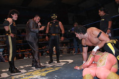 IMG_9803 (Black Terry Jr) Tags: blood wrestling magic arena mascara oficial lucha libre sangre iwrg