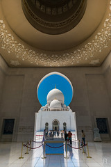 Sheikh Zayed Mosque (Peter Rivera) Tags: travel architecture nikon muslim uae mosque abu dhabi rivera d800