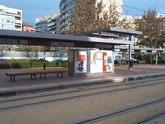 "Estación de Alfauir línea T6-FGV <a style=""margin-left:10px; font-size:0.8em;"" href=""http://www.flickr.com/photos/67776226@N07/11584746573/"" target=""_blank"">@flickr</a>"