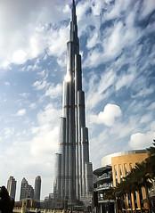 (Tripping and Stumbling) Tags: tower dubai uae emirates khalifa unitedarabemirates burj tallest tallesttower