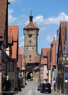 Klingentor - Rothenburg ob der Tauber