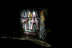 Objects: HA-Box  Night-Pieces BXLII - 1170x (Jupiter-JPTR) Tags: germany graffiti cologne colonia nightshots ha ccaa nightvisions jptr streetworks nightpieces