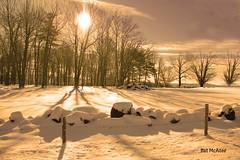 Fresh Snow at Sunrise (Patricia McAtee - Photos of Maine) Tags: winter snow sunrise superb farming simply topshots worldwidelandscapes thebestofmimamorsgroups mainescenery theoriginalgoldseal mygearandme mygearandmepremium mygearandmebronze mygearandmesilver blinkagain magicmomentsinyourlifelevel2 magicmomentsinyourlifelevel4 magicmomemntsinyourlifelevel1 nature'splus